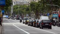 L'agressió es va produir el 2018 al Passeig de Gràcia, a Barcelona