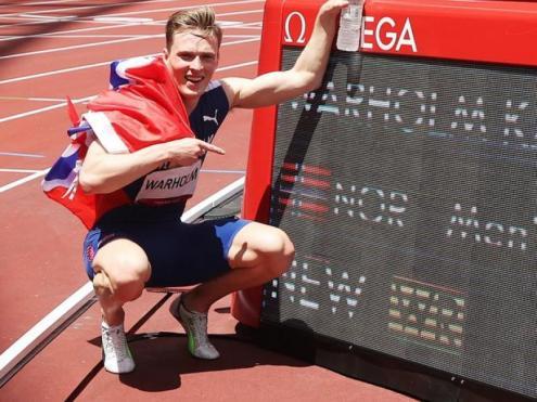 Karsten Warholm ha obert una nova era en els 400 m tanques