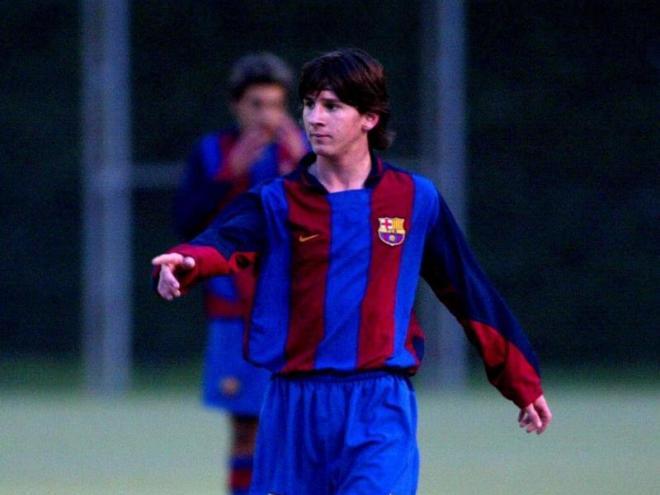 Messi, de la Masia a l'Olimp del futbol mundial