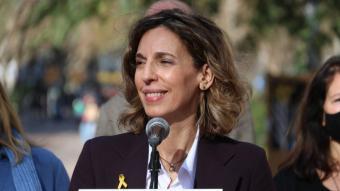 La secretària general del PDeCAT, Àngels Chacón