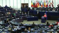Sessió del Parlament Europeu a Estrasburg