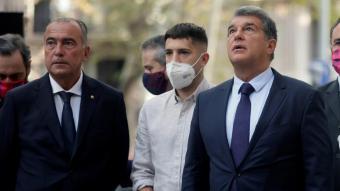 El Barça impugna l'acord de LaLiga amb CVC