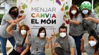 Fundesplai va presentar ahir el projecte Menjar canvia el món