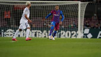 Araujo ha estat un dels millors del Barça avui contra el Granada