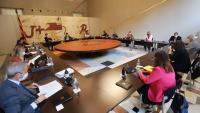 La reunió del consell executiu del 14 de setembre