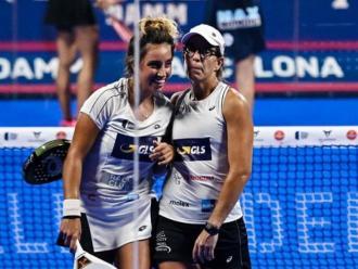 Bea González i Lucía Sainz