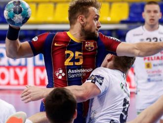 Luka Cindric , en un partit de la temporada passada