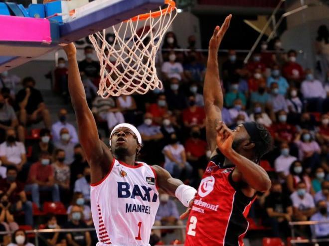 Francisco ha debutat a l'ACB a Saragossa.