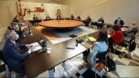 El consell executiu va aprovar ahir el pla de govern per a la legislatura