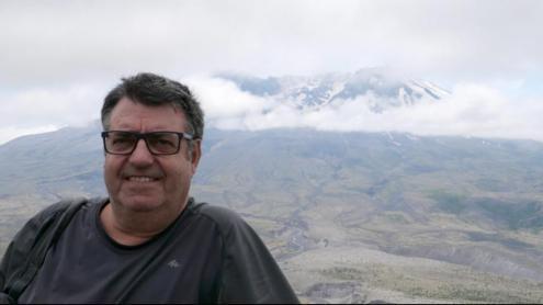 <b>Joan Martí</b> és geòleg expert en volcans