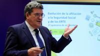 El ministre d'Inclusió, Seguretat Social i Migracions, José Luis Escrivá