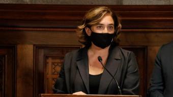 L'alcadessa de Barcelona, Ada Colau