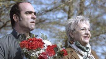 Luis Tosar i Blanca Portillo són Ibon i Maixabel, un exetarra i la seva víctima