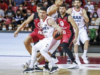 Dani Pérez es va lesionar a Saragossa