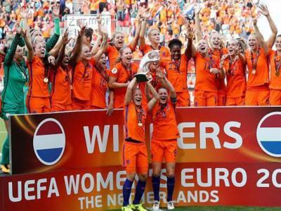 Els Països Baixos van guanyar l'edició del 2017