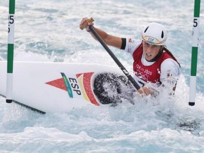 Núria Vilarrubla en els recents Jocs Olímpics