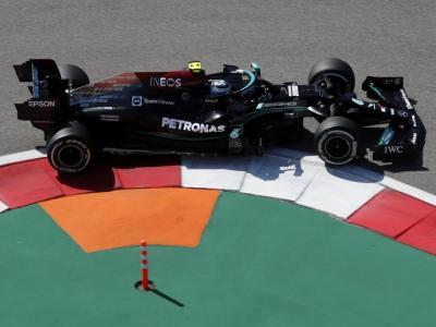 Valtteri Bottas en el circuit de Sotxi