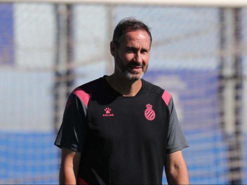 Vicente Moreno espera sortir de Sevilla amb un bon resultat a la butxaca.