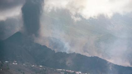 El focus del volcà de la Palma aquest dissabte