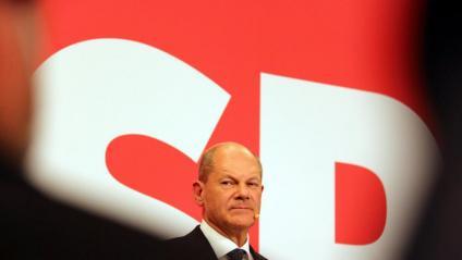 Lleuger avantatge de l'SPD