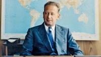 Dag Hammarskjöld, durant la seva època com a secretari general de les Nacions Unides