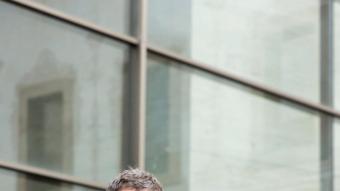 Patrick Radden Keefe, a la seu del CCCB