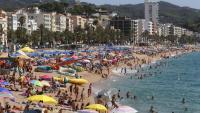 La Costa Brava va fer un ple durant tot l'estiu, especialment a l'agost, amb més de 2,8 milions de turistes. Només un 5,6% menys que el 2019