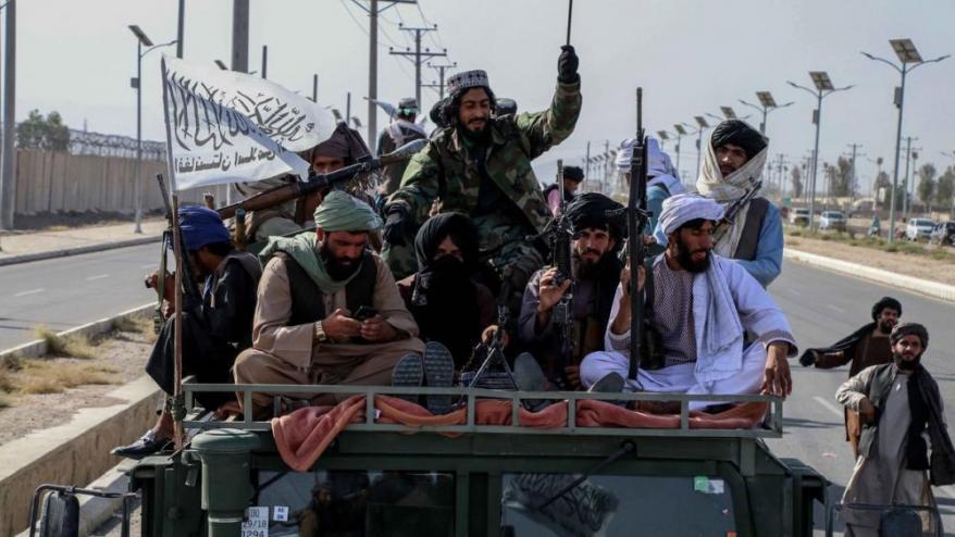 <b>Els talibans </b>han recuperat el poder a l'Afganistan