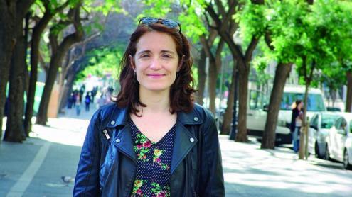 <b>Mar Benseny </b>és directora de programes de Novact