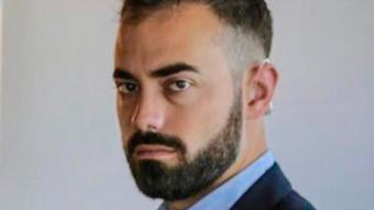 Marc Fortiana, el mosso en excedència detingut, en una imatge promocional de la seva empresa de seguretat
