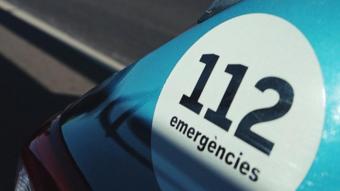 Mor un motorista a Barcelona en un accident amb una conductora beguda