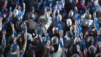 Els socis compromissaris hauran de votar sobre el pla de viabilitat que presentarà avui Laporta