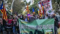 La marxa de Meridiana Resistiex d'aquest dissabte en motiu dels dos anys de protestes