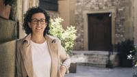 La secretària general d'ERC, Marta Rovira