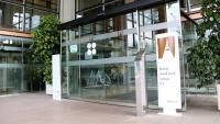 Exterior del Rectorat de la Universitat Autònoma de Barcelona