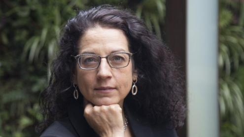 <b>L'antropòloga </b>Kristen Ghodsee