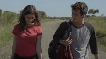 Dos dels joves protagonistes de 'Quién lo impide', documental de Jonás Trueba