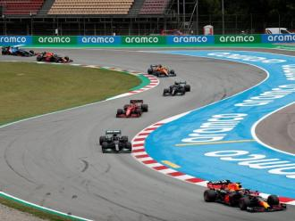 La cursa d'aquest any en el Circuit Barcelona-Catalunya