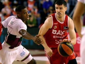 Dani Pérez , autor de 15 punts, decisiu en el tram final del partit
