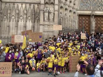 La manifestació