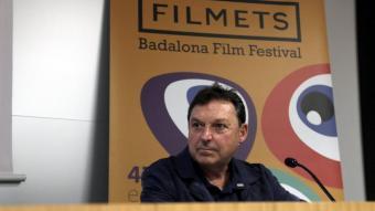 El director artístic del Filmets, Agustí Argelich