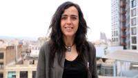 La presidenta de la Cambra de Comerç de Barcelona, Mònica Roca