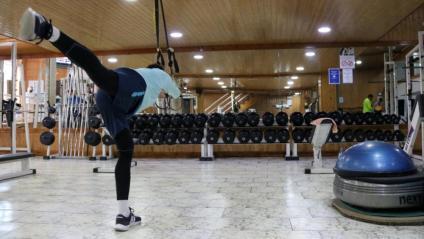 Les activitats als gimnasos s'han de fer obligatòriament amb la mascareta posada