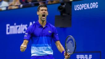 Djokovic, en el darrer obert dels EUA.