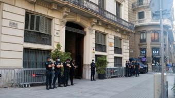 Prefactura de la policia de Via Laietana