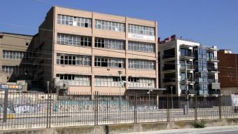 Antiga fàbrica Mobba de Badalona