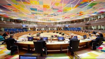 Pla general de la cimera del Consell Europeu del 24 de juny del 2021