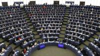 Pla general del ple del Parlament Europeu d'aquest dimecres