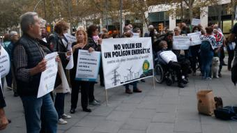 Protesta dimecres contra el decret de renovables