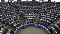 Sessió del Parlament Europeu